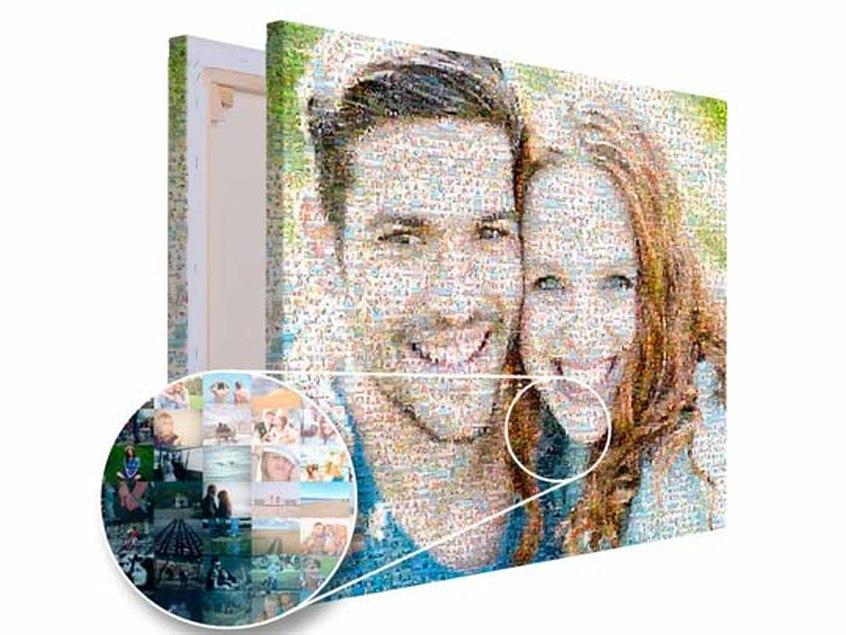mozaika ze zdjęć