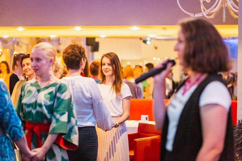 katarzyna maria zawadzka na klubie miasta kobiet