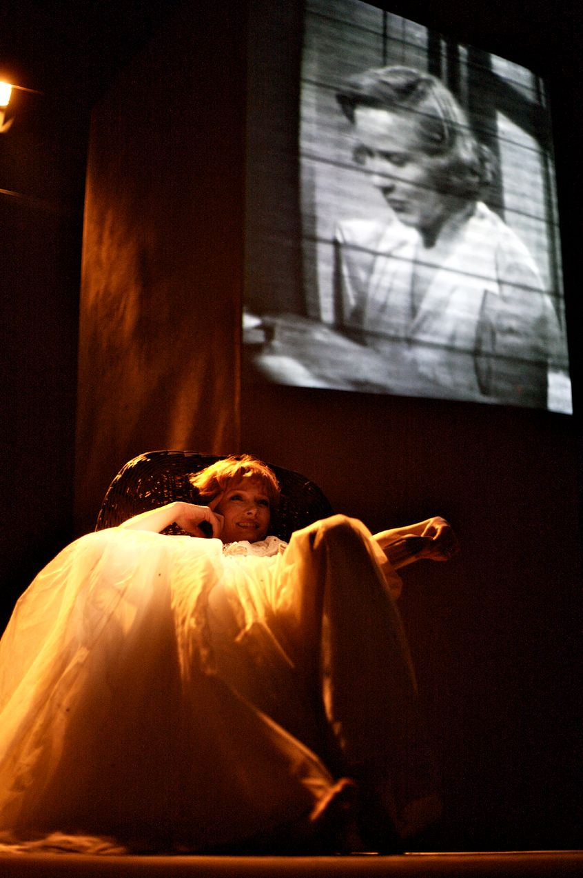 Proba przedstawienia Tramwaj zwany pozadaniem , Teatr Bagatela , rez Dariusz Starczewski fot. Piotr Kubic/Teatr Bagatela