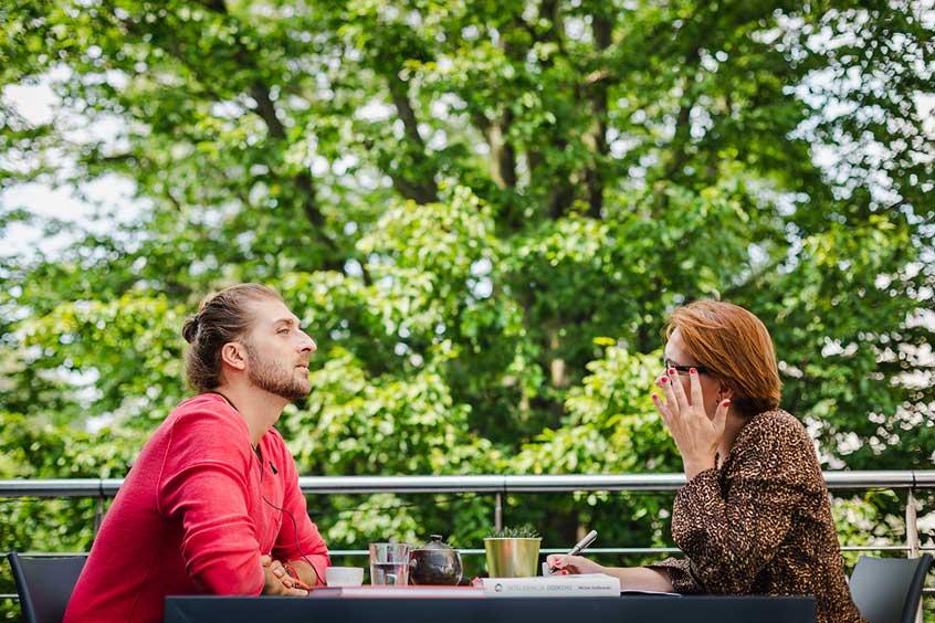 Mocne rozmowy, Aneta Pondo i Michał Godlewski