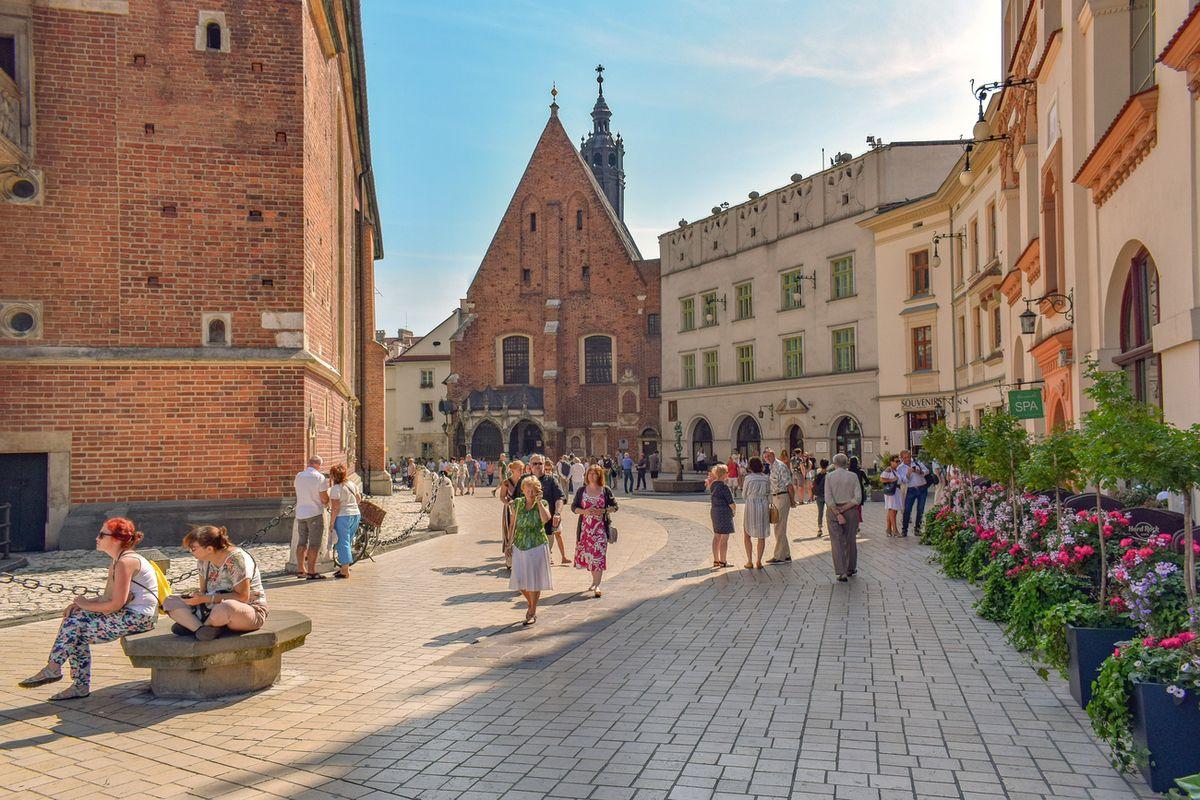 Przygotowaliśmy dla was listę 5 miejsc, do których warto zajrzeć będąc w Krakowie