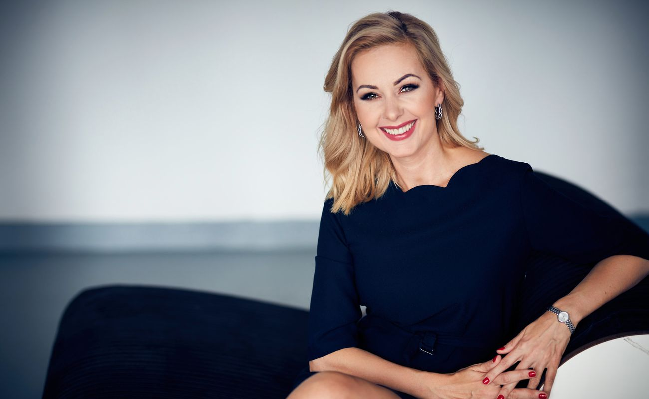 Kamila Rowińska wywiad