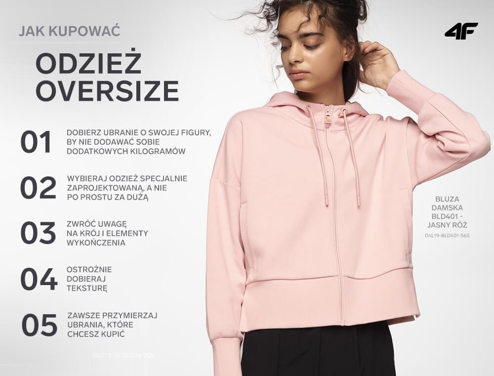 Odzież oversize