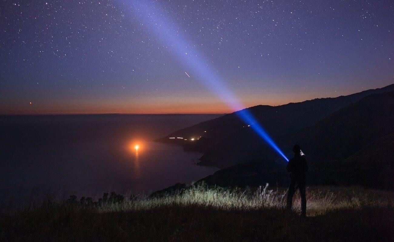 latarka galaktyka