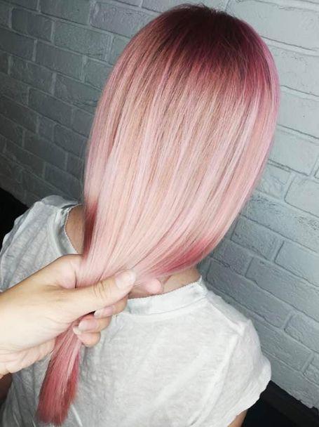 Farby na włosach