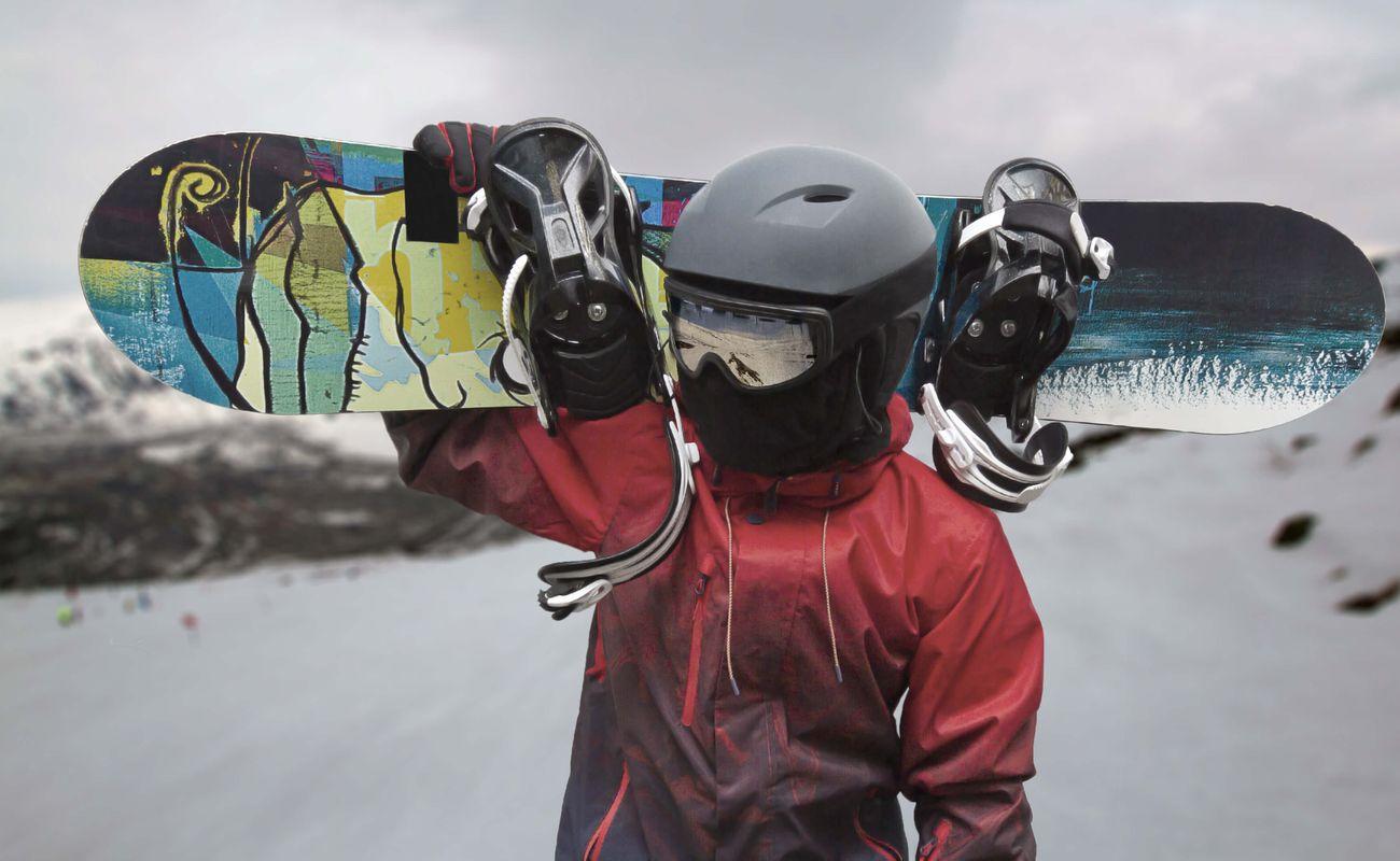 odzież na snowboard