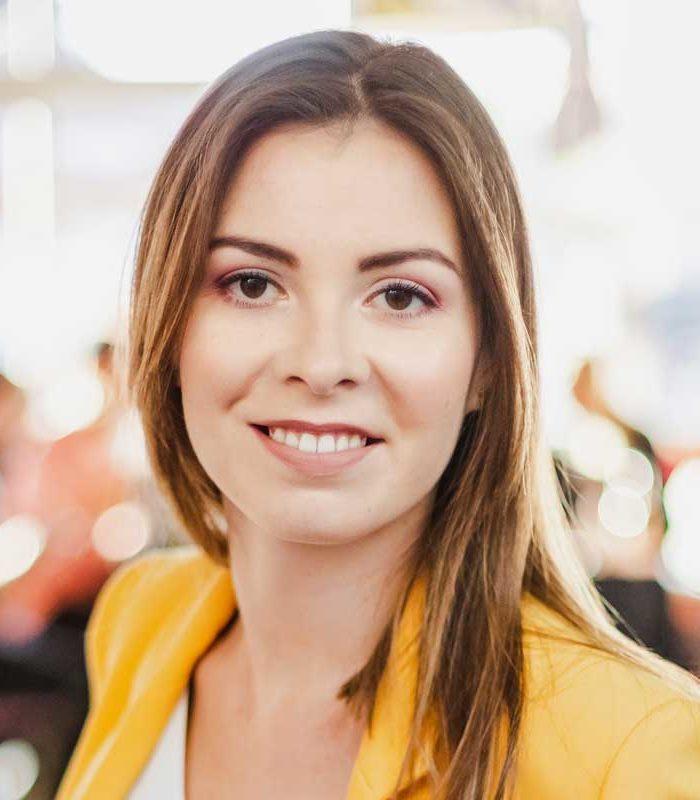 Aleksandra Grodzicka-Cudak, fot. Barbara Bogacka