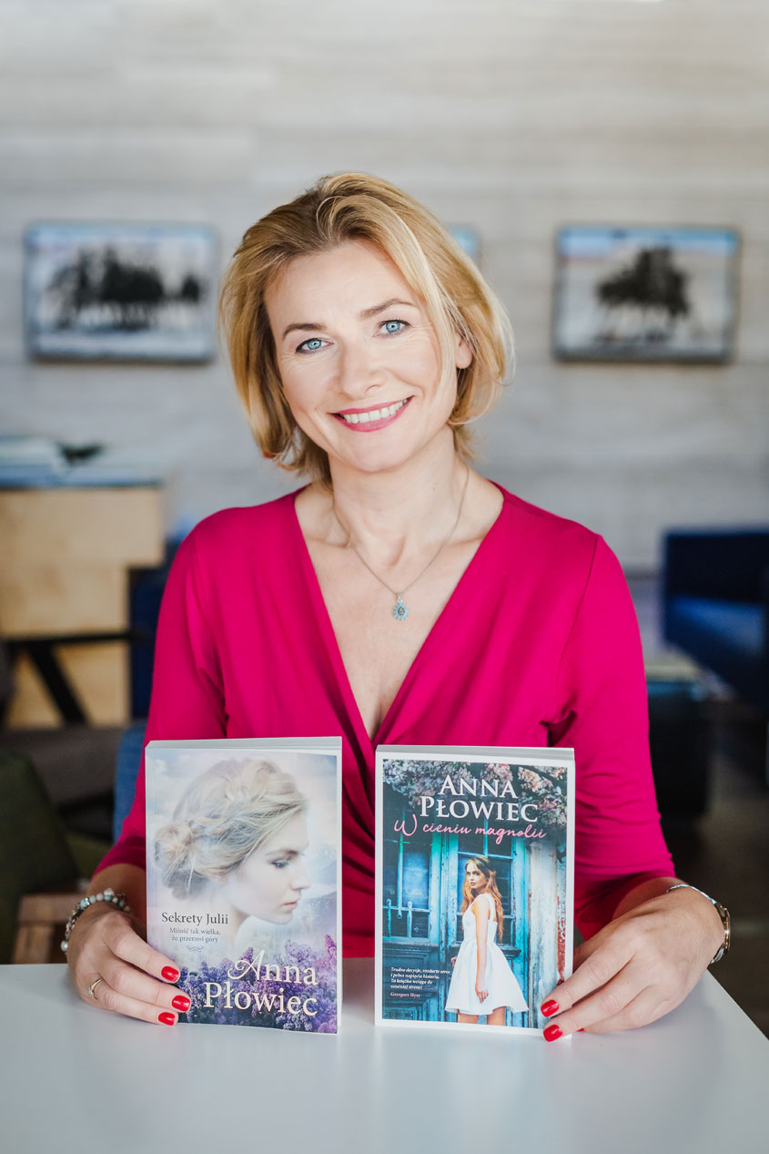 Anna Płowiec, fot. Barbara Bogacka