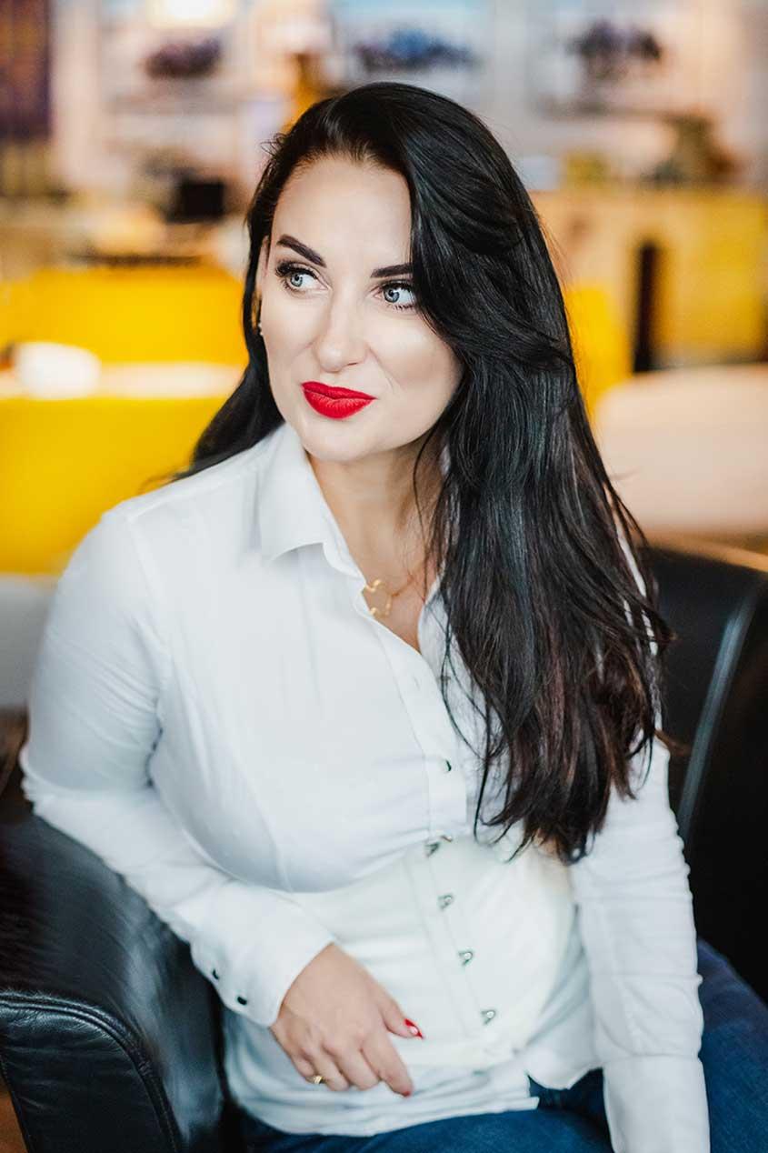 Ewelina Siatkiewicz, fot. Barbara Bogacka