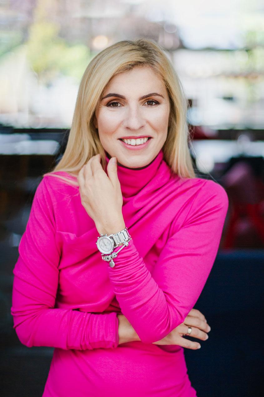 Katarzyna Stypulska-Trybulec, fot. Barbara Bogacka