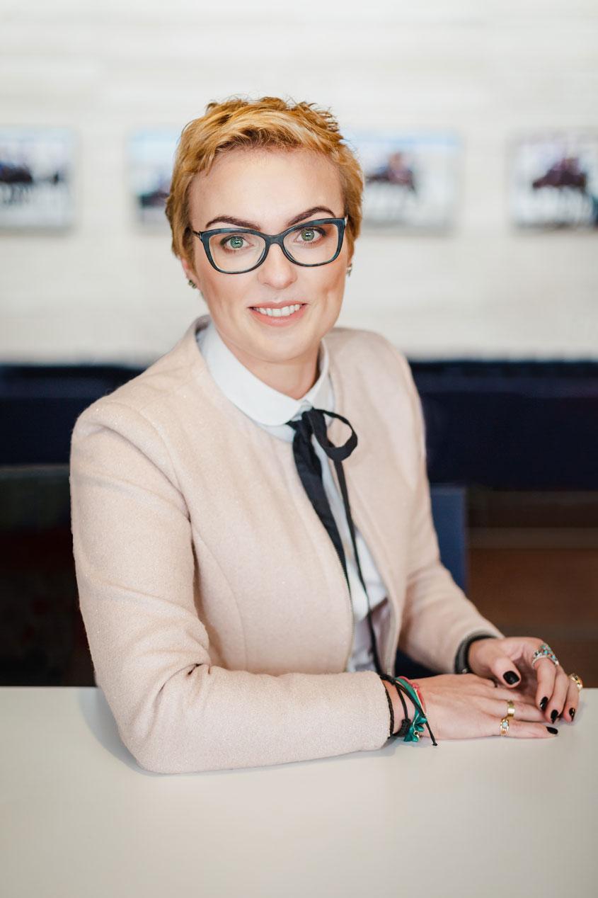 Marta Ślęzak, fot. Barbara Bogacka