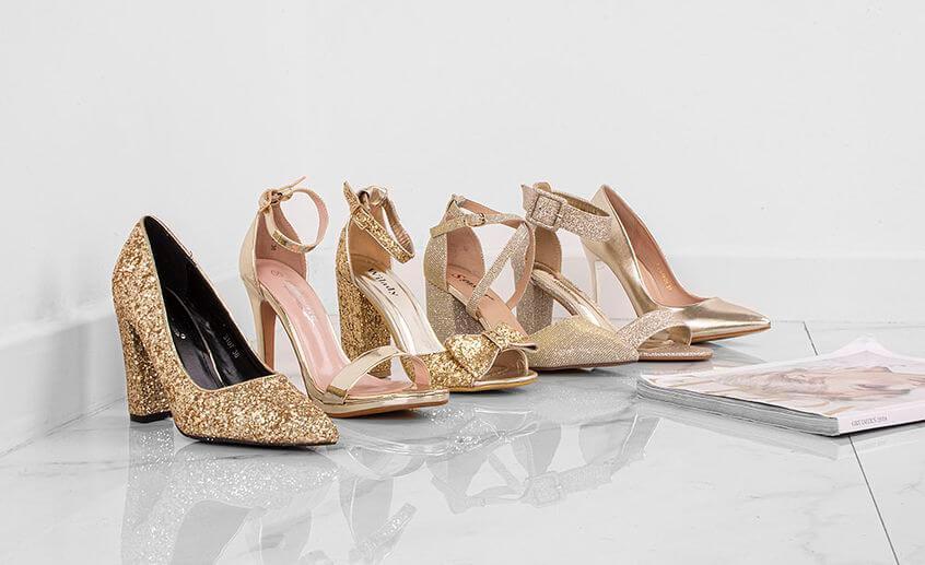 Świecące buty
