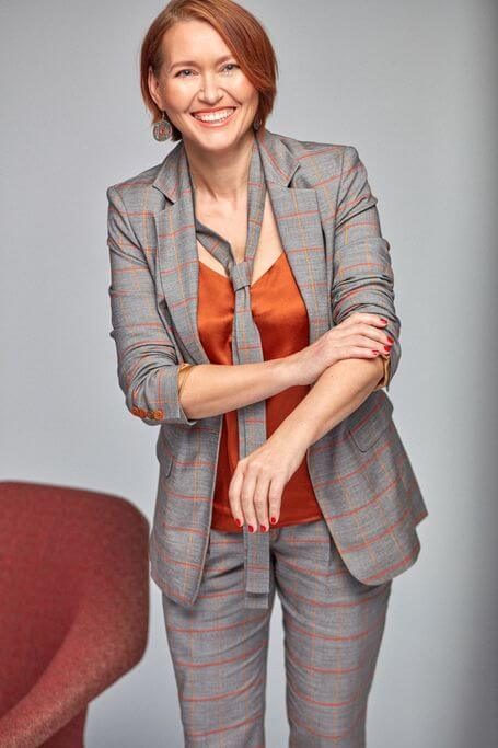 Aneta Pondo dziennikarka