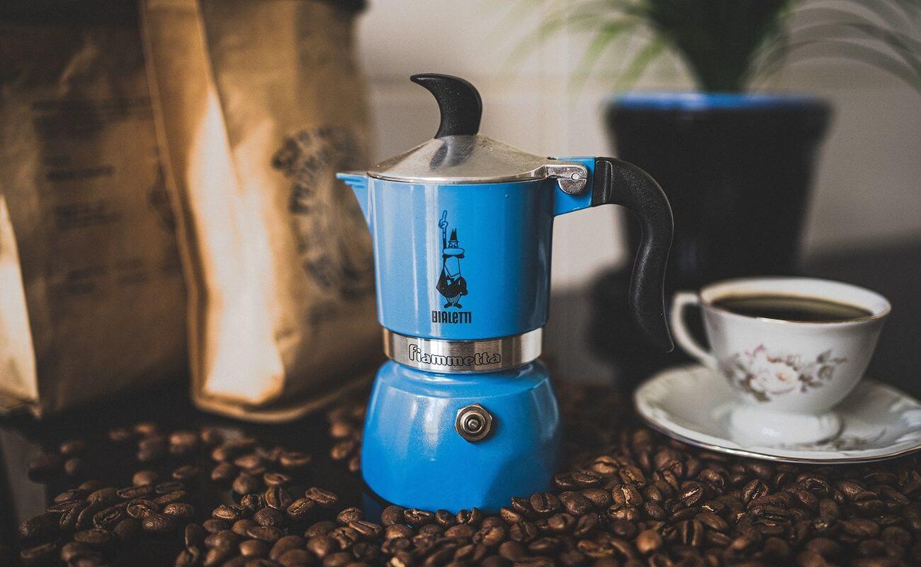 Kawa budzi