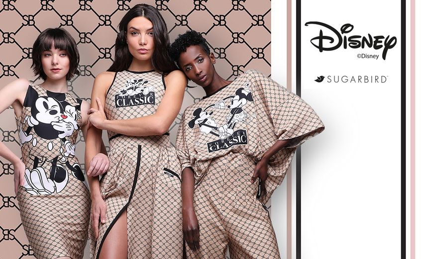 ubrania Disney'a