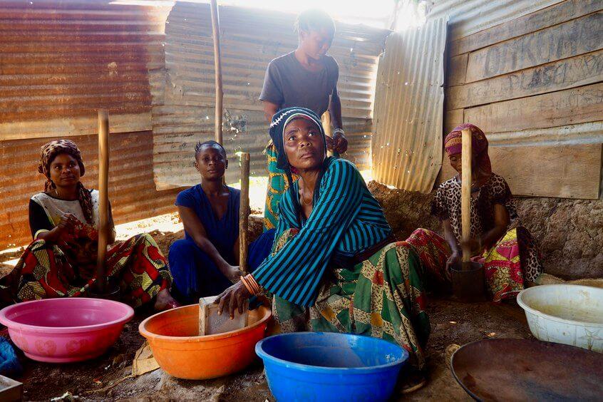 Emancypacja kobiet-górników