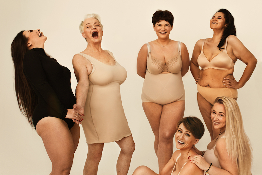 kobiety, które schudły 70 kg