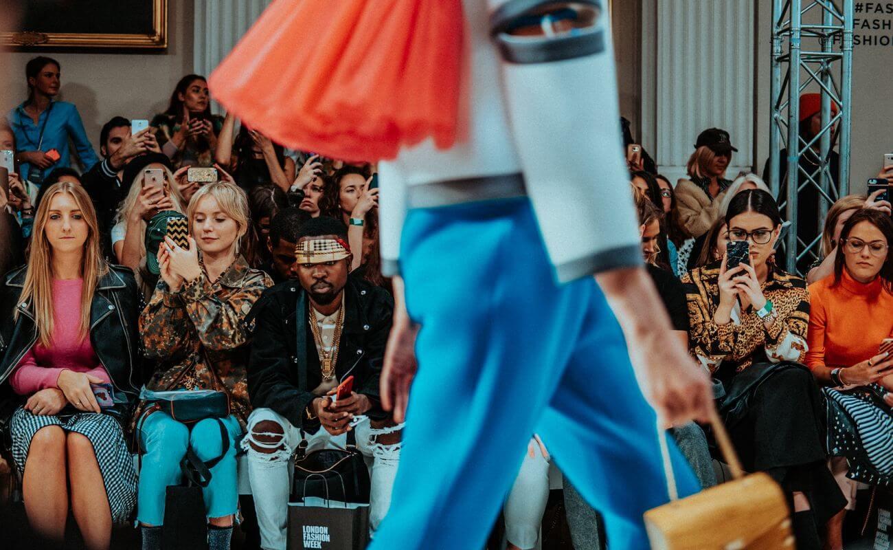 Fashion week inspiracje