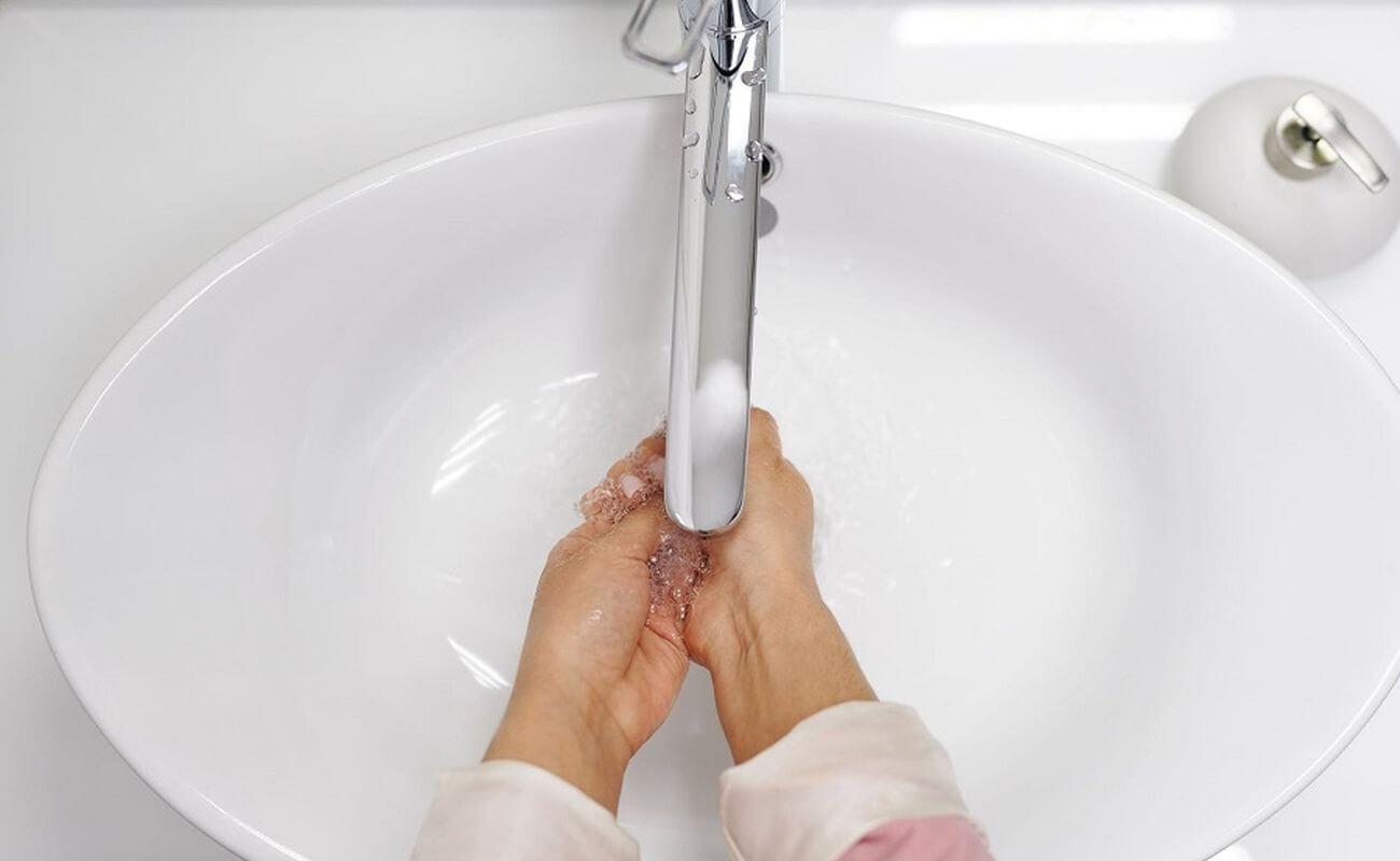 covid-19 jak myć ręce
