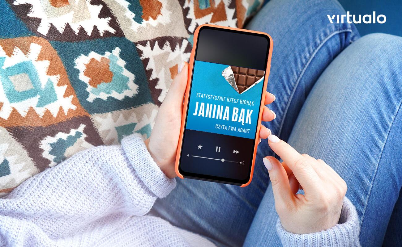 ebooki i audiobooki dla kobiet