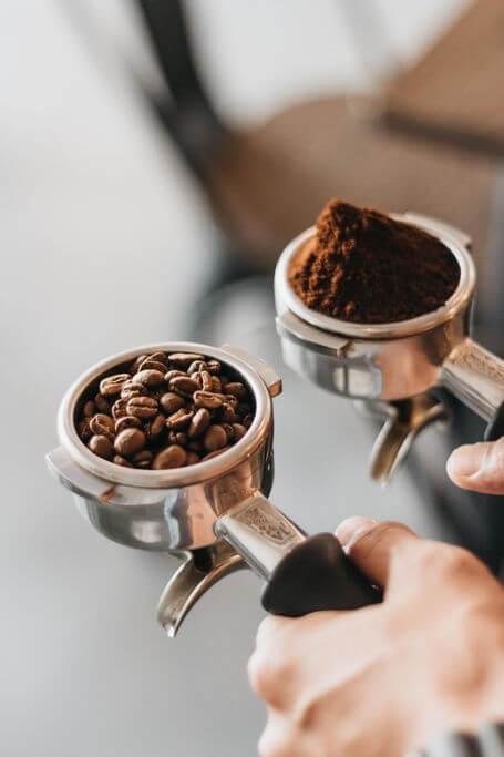 rodzaje kawy ekspres do kawy