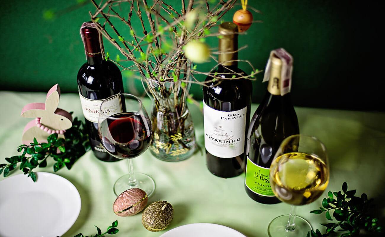 wino na wielkanoc