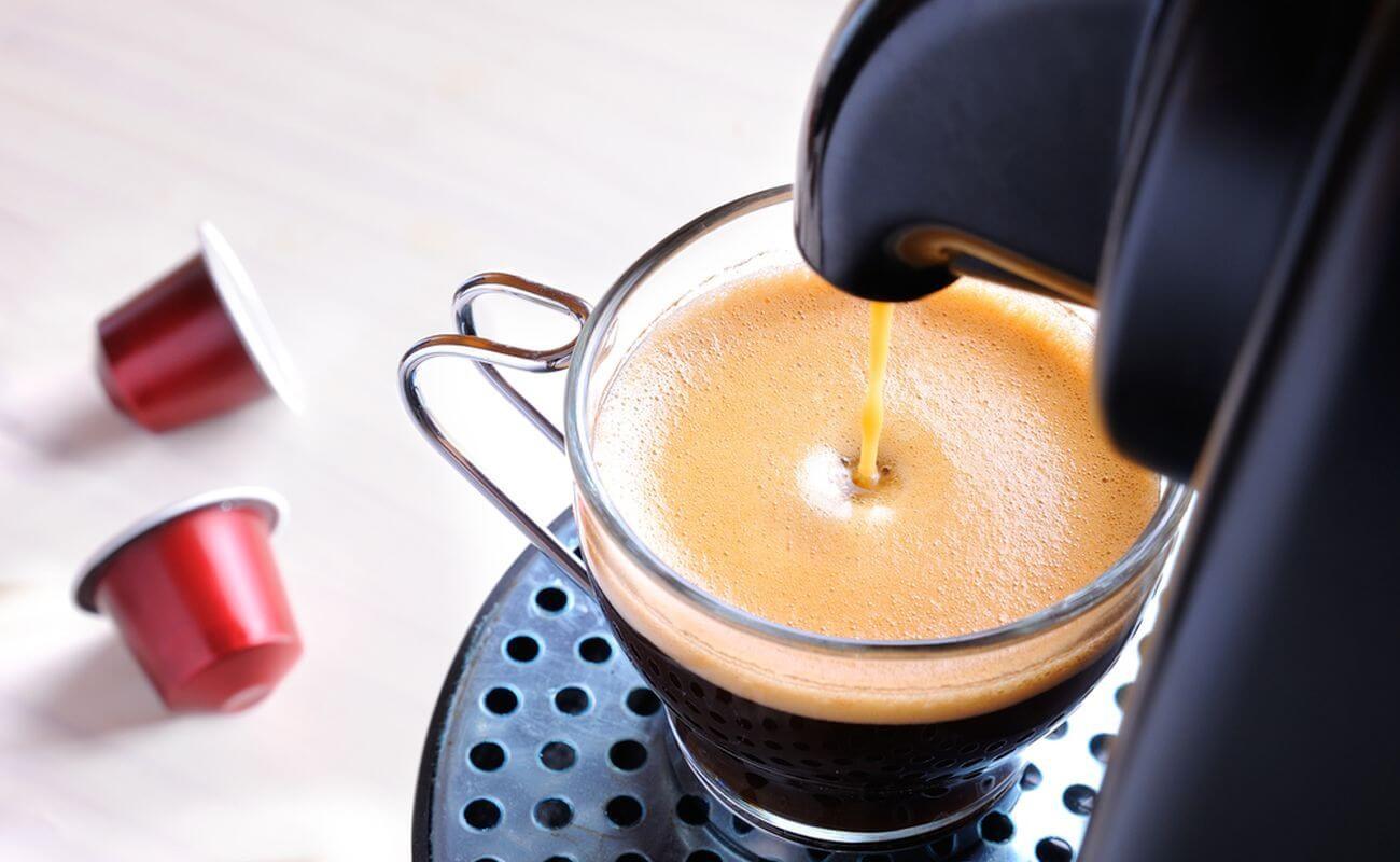 ekspres do kawy Nescafe