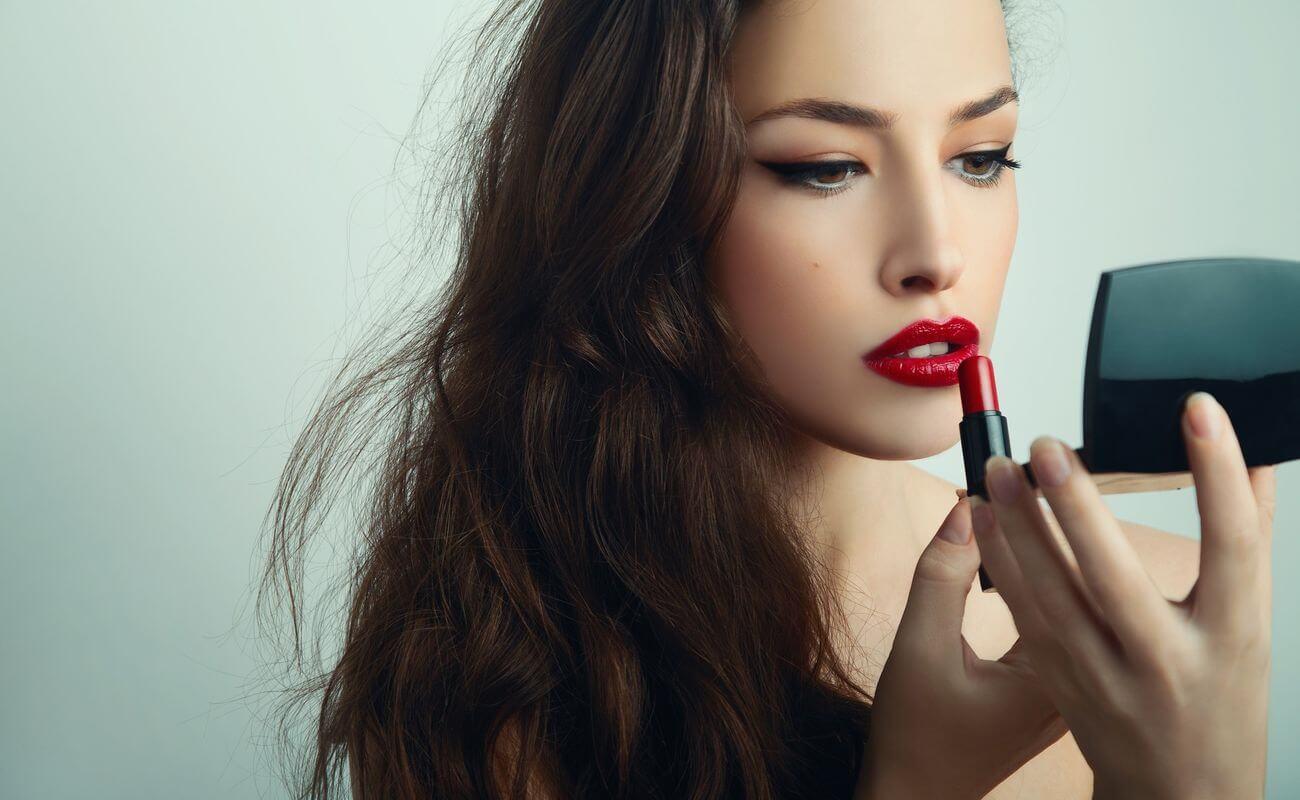 szminka miasto kobiet