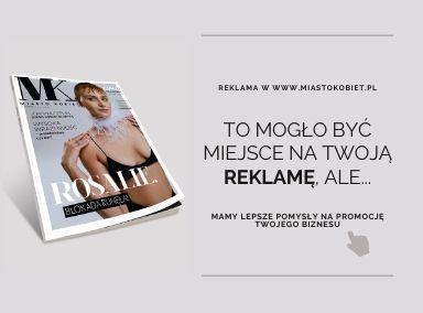 reklama Miasto Kobiet