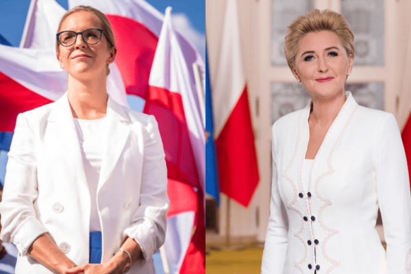 Agata Duda czy Małgorzata Trzaskowska
