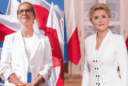 Małgorzata Trzaskowska i Agata Duda