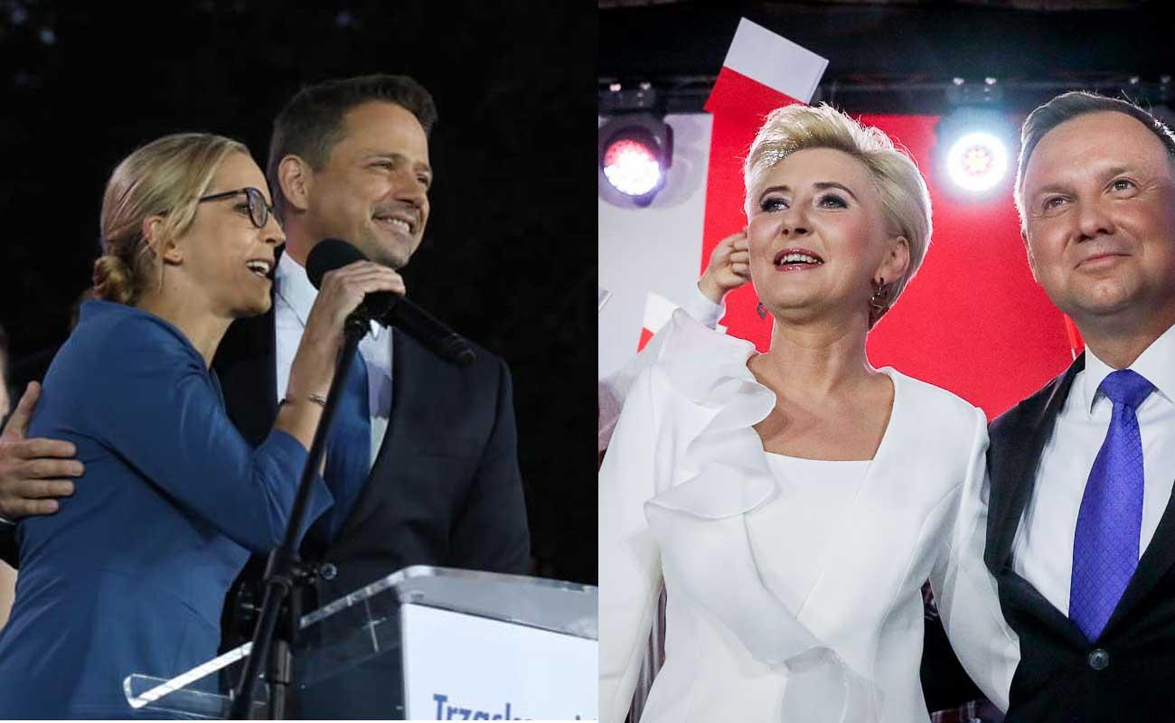wyniki wyborów prezydenckich