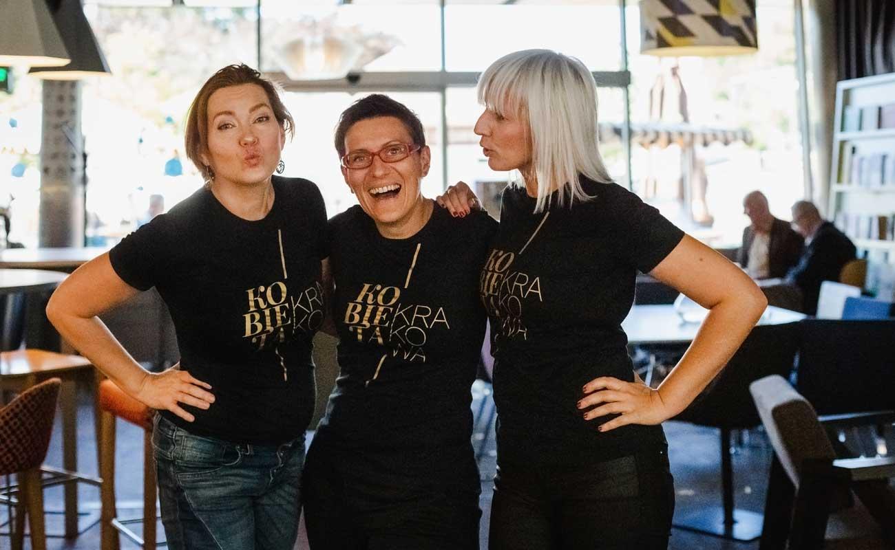Skład się wzięły Kobiety Krakowa