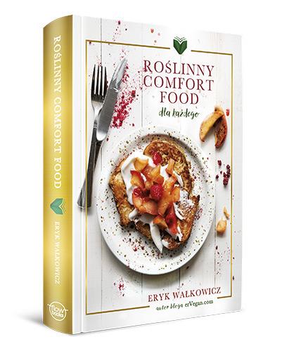 roślinny comfort food er vegan książka
