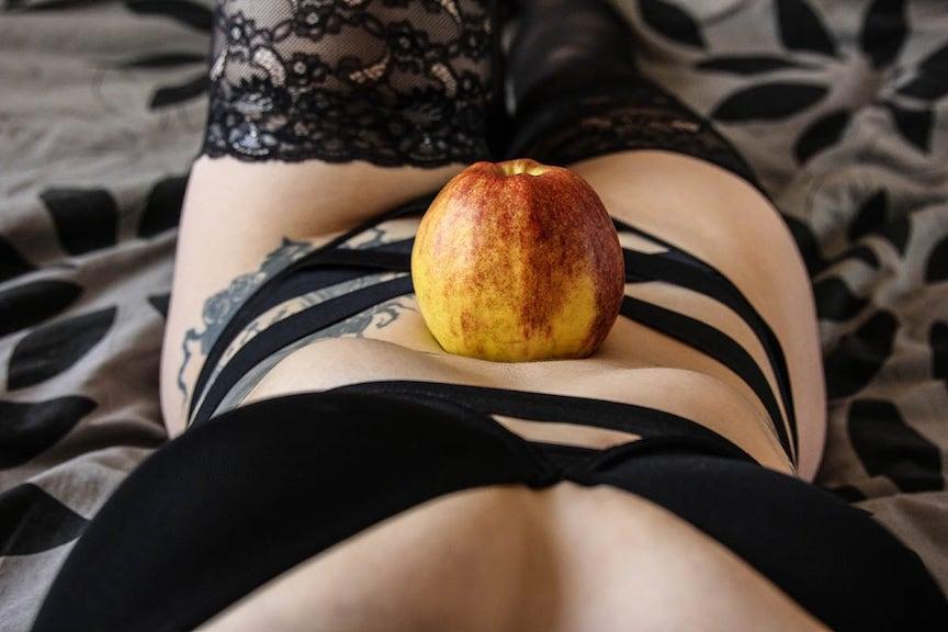 jabłko popęd seksualny