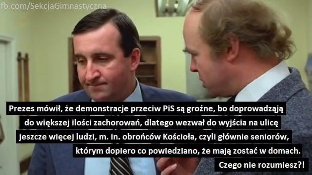 memy o Kaczyńskiem