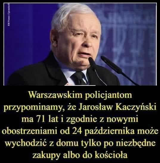 memy Kaczyński