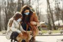 kobiety z psem