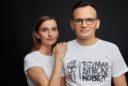 Sylwia Spurek i Marcin Anaszkiewicz