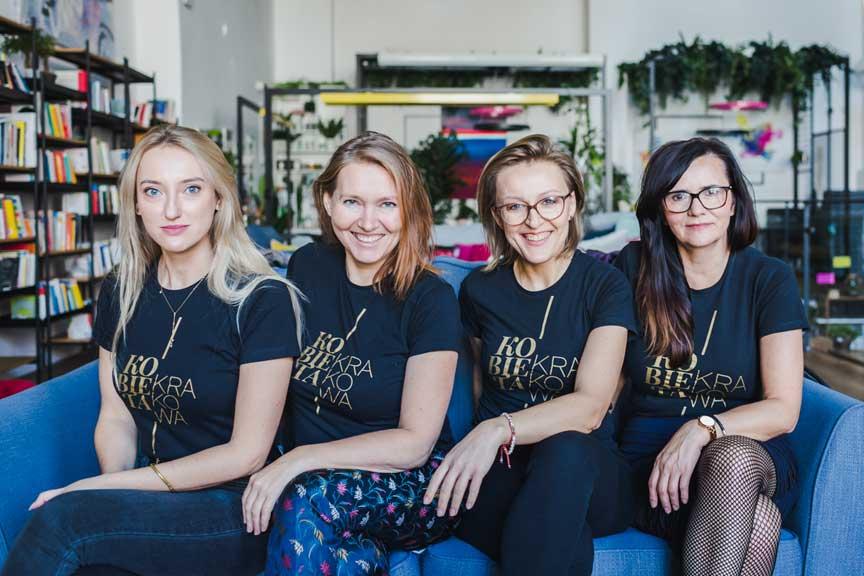 organizatorki Kobiet Krakowa