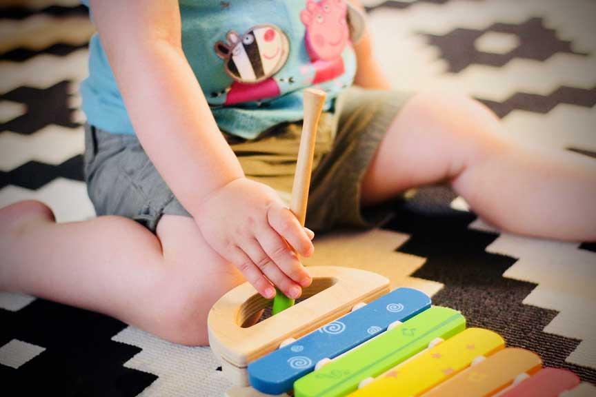 zabawy muzyczne z dziećmi