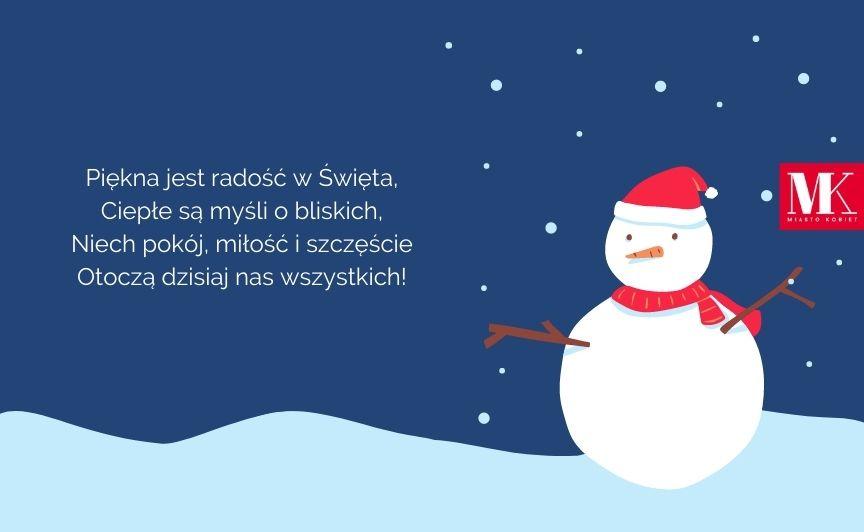 świąteczna życzenia