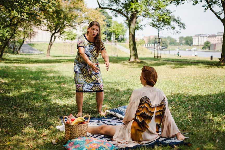 Joanna Hussakowska i Aneta Pondo / portal dla kobiet