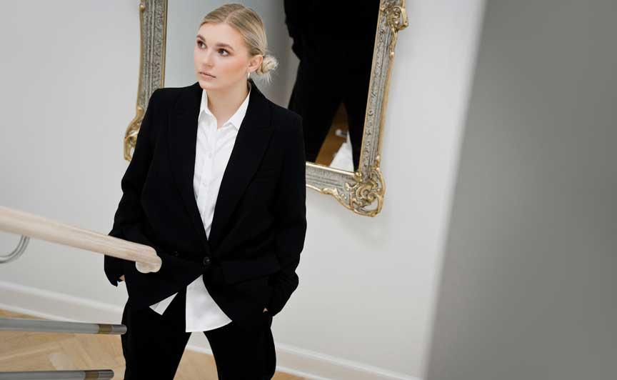 Julia Leszczyńska, portal dla kobiet
