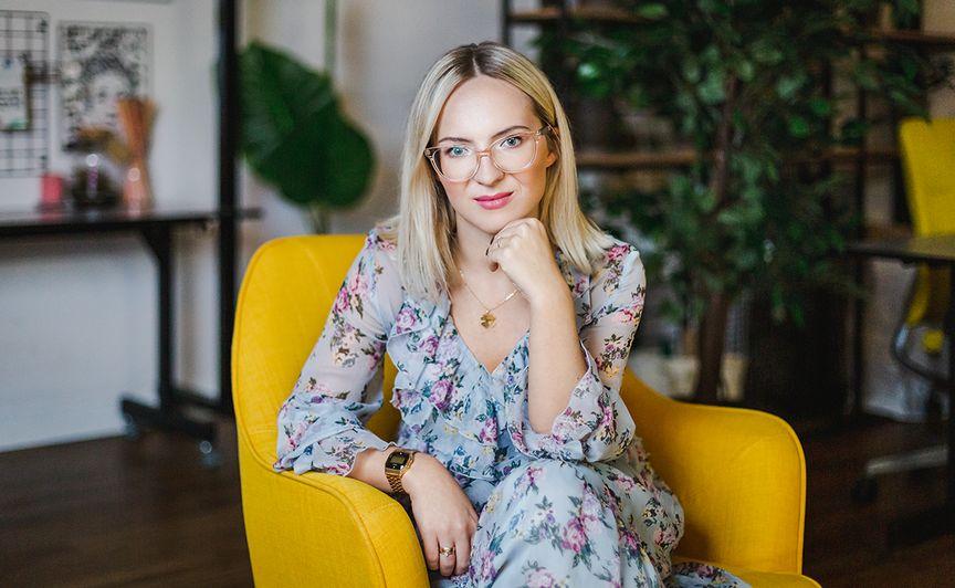 Sabina Gagaczowska Miasto Kobiet portal dla kobiet