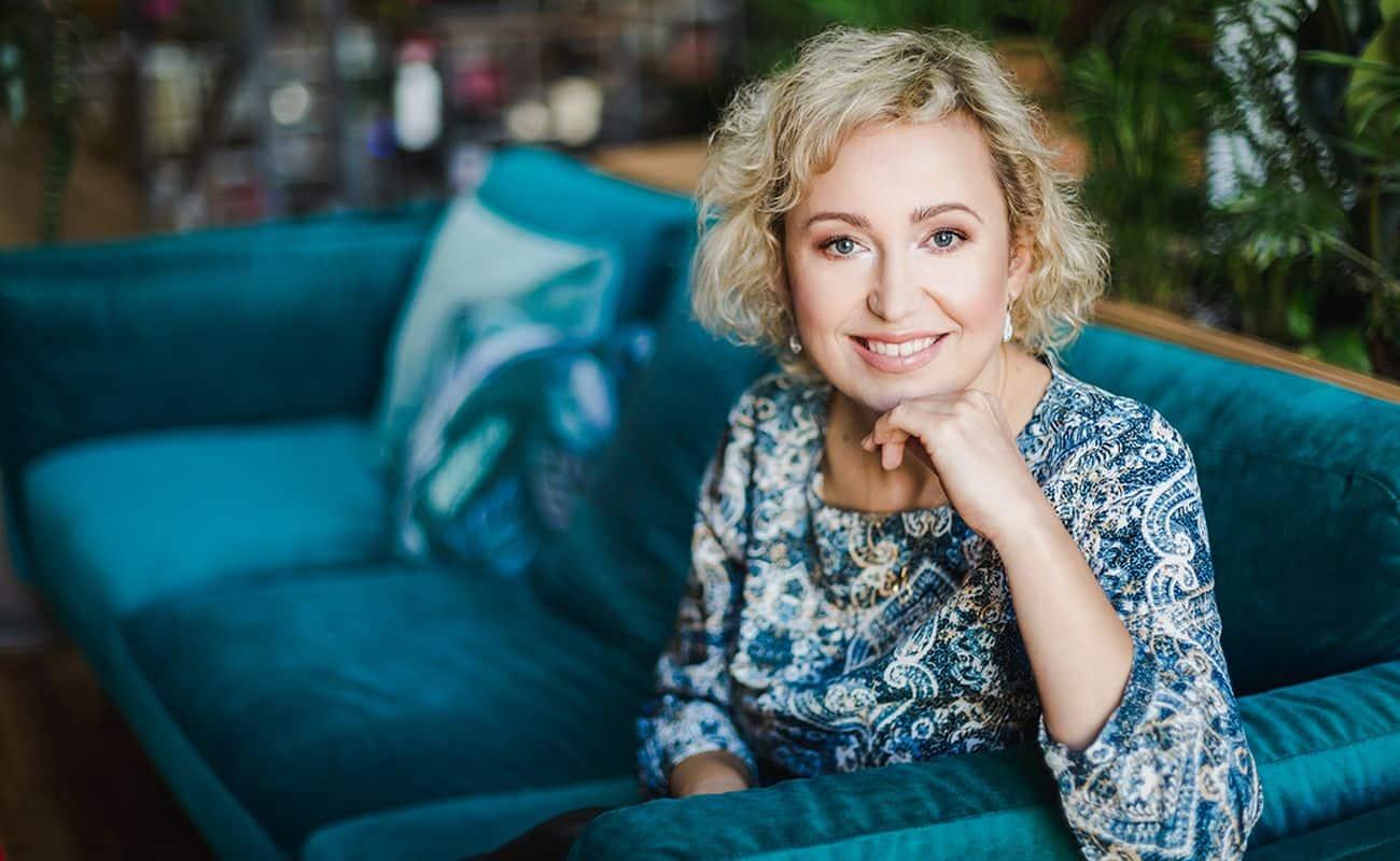 Małgorzata Słota Miasto Kobiet portal dla kobiet