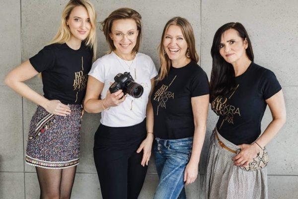 organizatorki projektu Kobiety Krakowa
